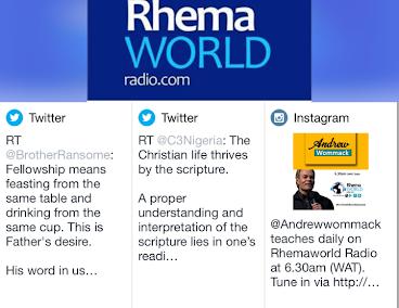 Rhema World